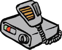 Radio scanner clipart png black and white stock Free Police Radio Cliparts, Download Free Clip Art, Free ... png black and white stock