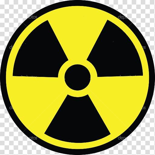 Radioactive clipart transparent clipart library stock Radioactive decay Radiation Hazard symbol, symbol ... clipart library stock