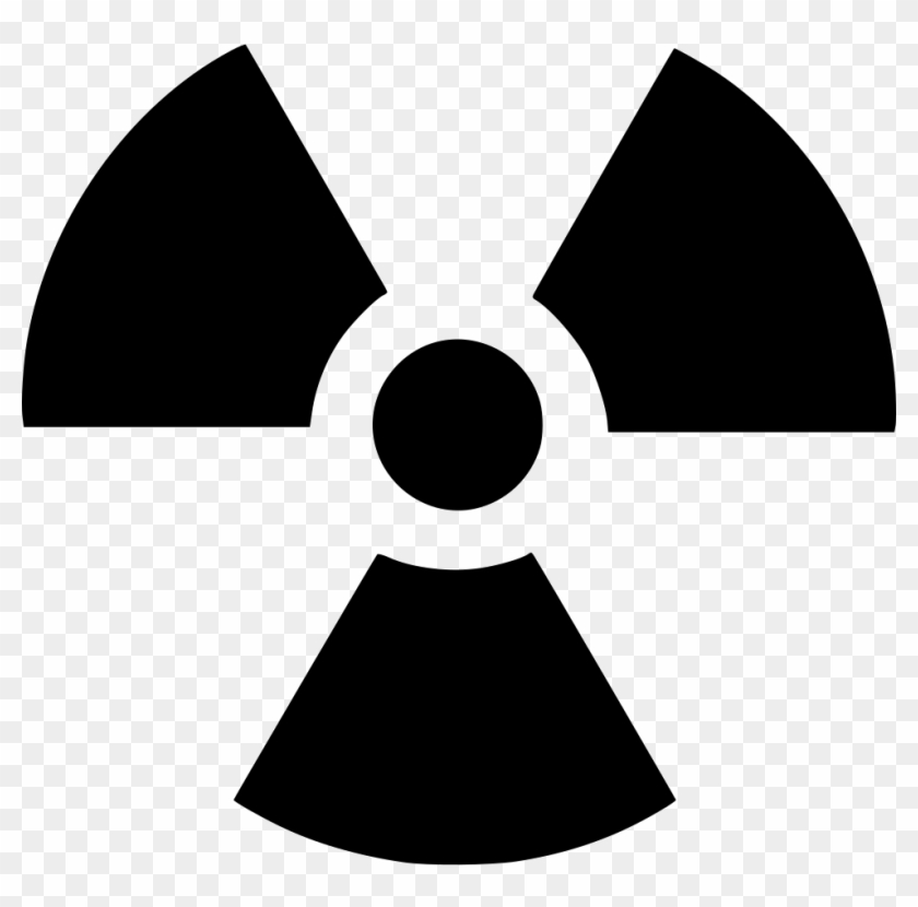 Radioactive clipart transparent image free stock Png File Svg - Radioactive Symbol Svg, Transparent Png ... image free stock
