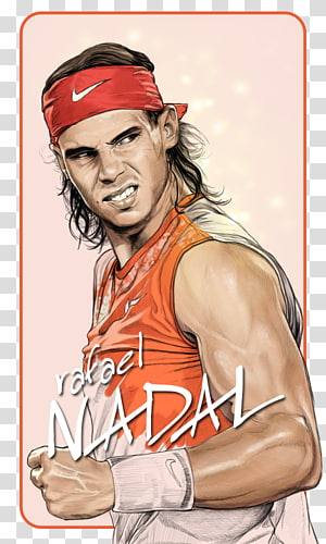Rafa nadal clipart svg royalty free stock Rafael Nadal transparent background PNG cliparts free ... svg royalty free stock