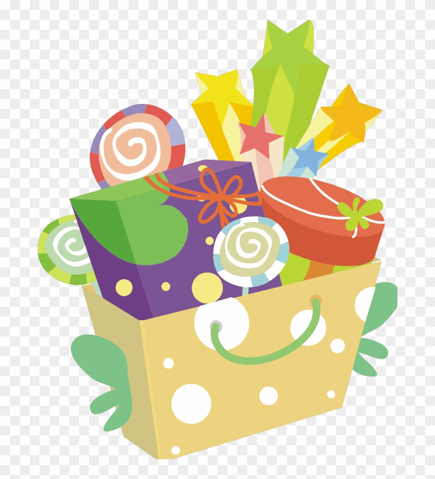 Raffle prizes clipart clipart free library Raffle Prizes Clipart - Gift Basket Clip Art - Png Download ... clipart free library