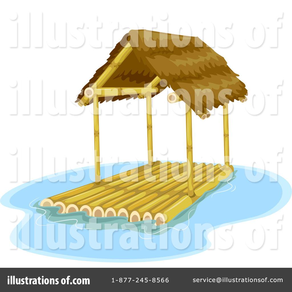 Raft images clipart jpg freeuse stock Raft Clipart #1245118 - Illustration by BNP Design Studio jpg freeuse stock