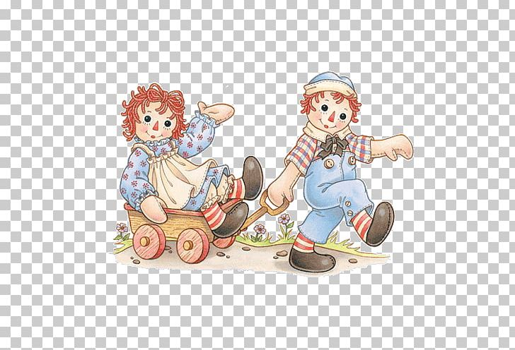 Raggedy ann and andy clipart freeuse stock Raggedy Ann & Andy Adventures Of Raggedy Ann Rag Doll PNG ... freeuse stock