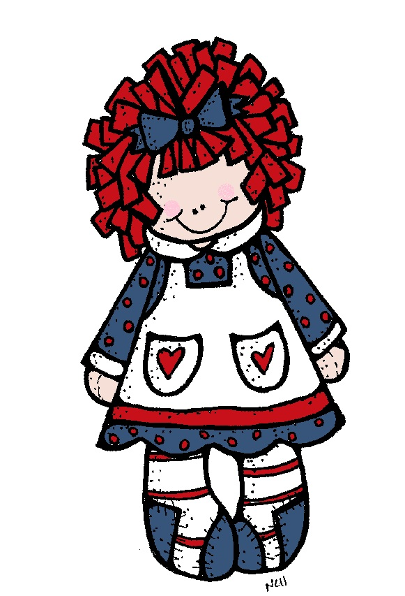 Raggedy ann and andy clipart graphic free library Raggedy Ann And Andy Clip Art free image graphic free library