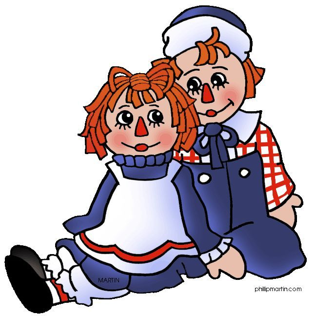 Raggedy ann and andy clipart clip art library download raggedy ann and andy clip art | Pinned by Linda Lister ... clip art library download