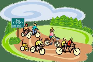 Bike trail clipart » Clipart Portal clipart royalty free