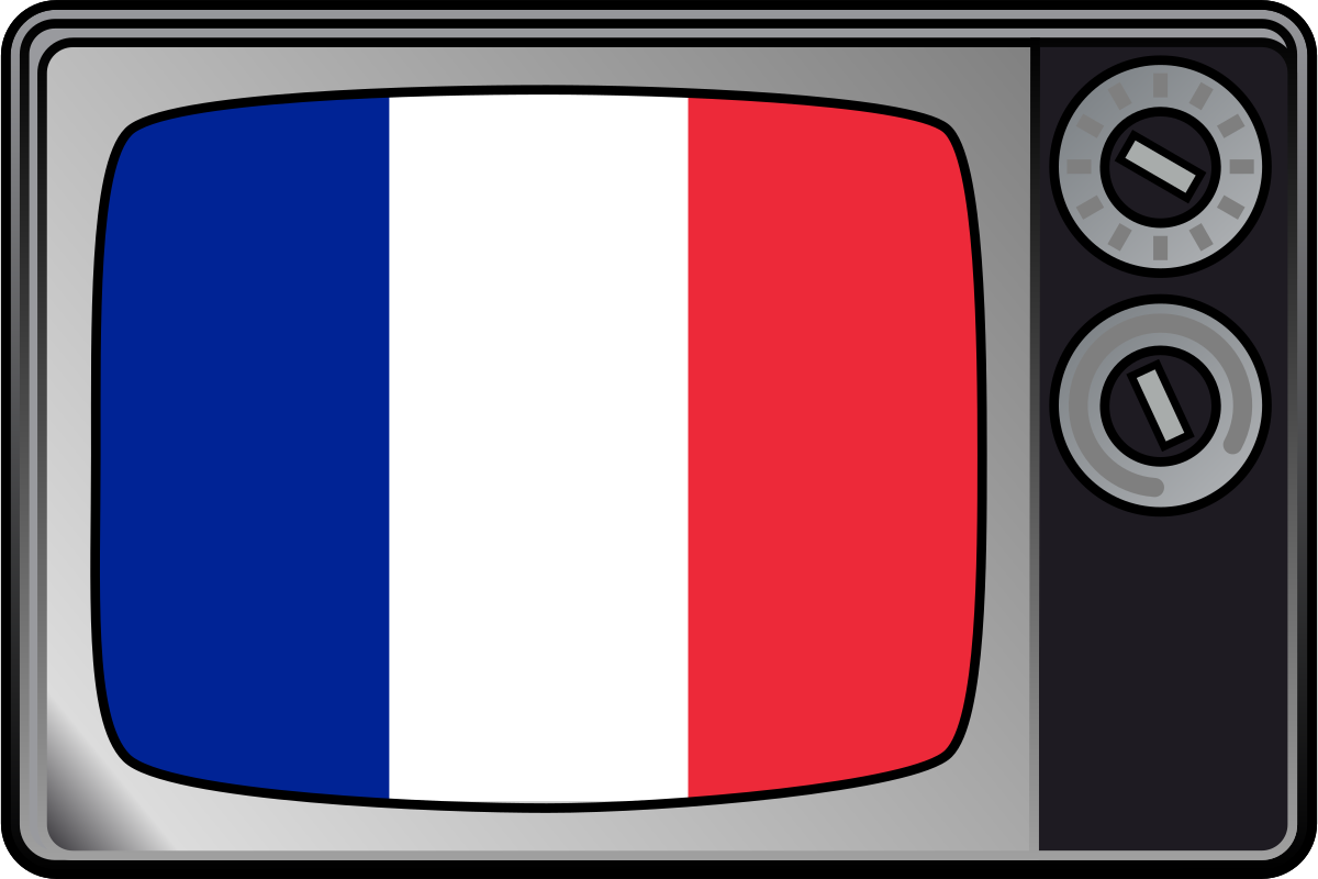 Tv host street signs clipart graphic transparent List of French television series - Wikipedia graphic transparent