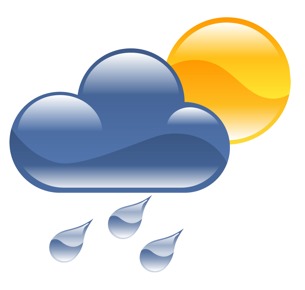 Rain sun clipart image free stock 28+ Collection of Rain And Sun Clipart | High quality, free cliparts ... image free stock