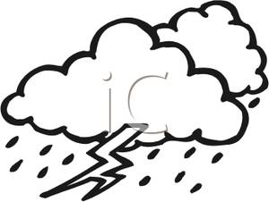 Rain cloud clipart black and white png black and white library Rain Cloud Clipart Black And White | Clipart Panda - Free ... png black and white library