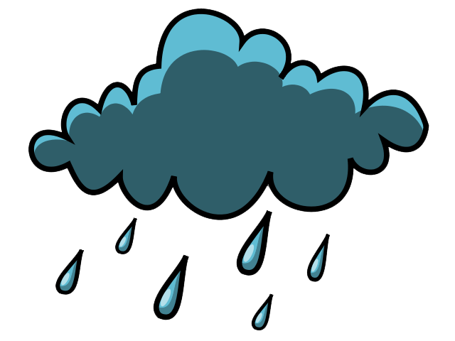 Rainy clouds clipart svg library download Pin by Cloud Clipart on Cloud Clipart | Rain clipart, Cloud ... svg library download