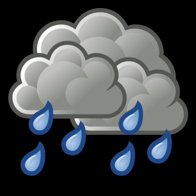 Rain showers clip art vector transparent library Rain Showers Clip Art – Clipart Free Download vector transparent library