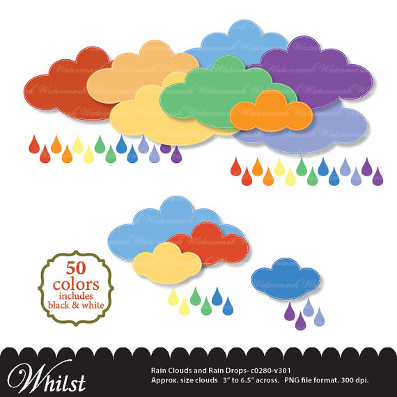 Rain showers clip art vector freeuse library Rain Baby Shower Clipart - Clipart Kid vector freeuse library