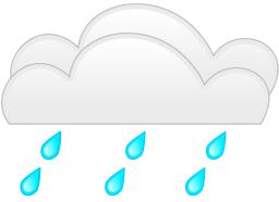 Rain showers clip art picture transparent stock Rain showers clip art - ClipartFest picture transparent stock
