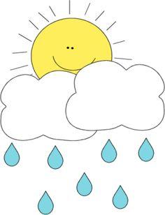 Rain showers clipart clip download Rain showers clipart - ClipartFest clip download