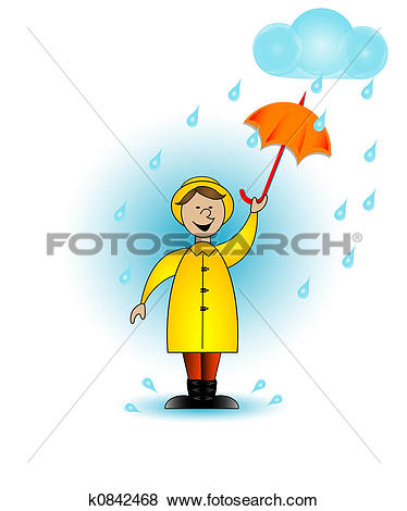 Rain showers clipart png freeuse download Rain shower Illustrations and Clipart. 841 rain shower royalty ... png freeuse download