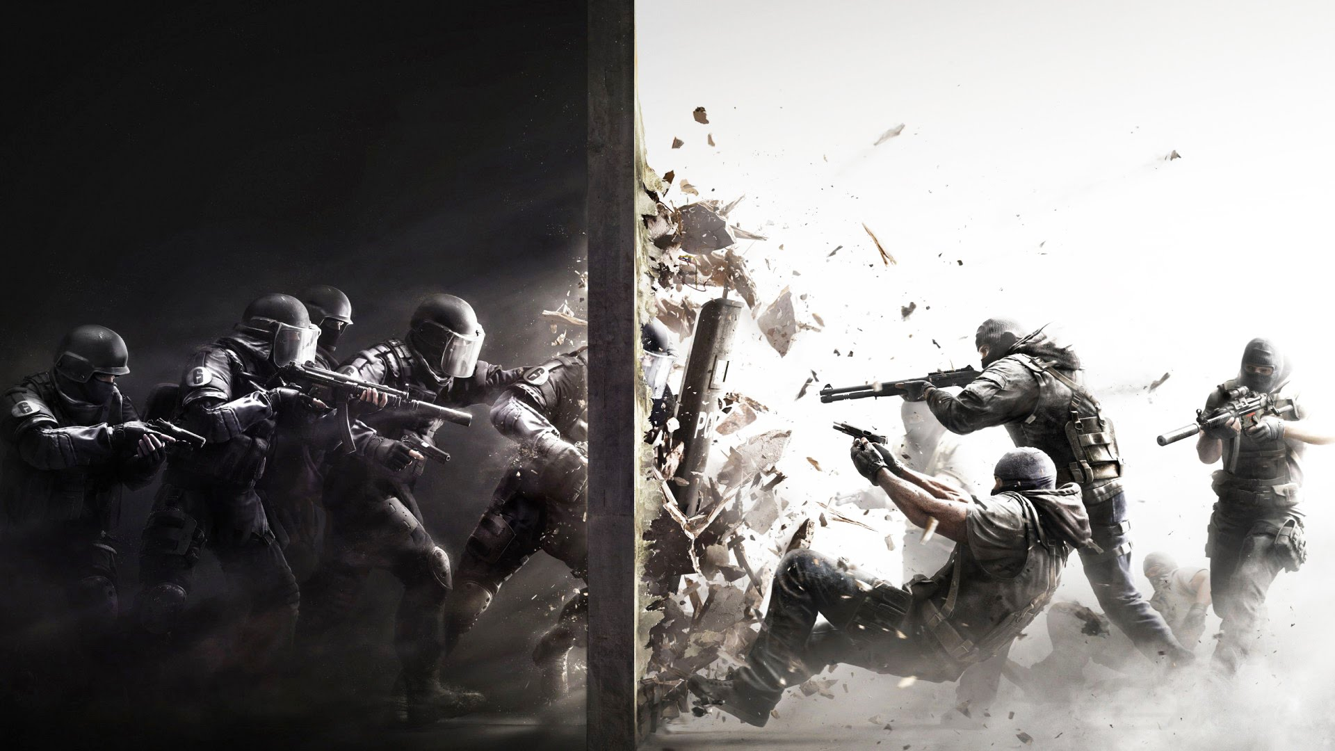 Rainbow 6 siege clipart image royalty free library Rainbow six siege clipart - ClipartFest image royalty free library