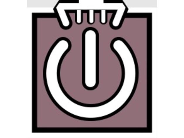 Rainbow 6 siege clipart jpg library stock thatcher talisman/charm/mascot/keychain (Rainbow Six: Siege) by ... jpg library stock