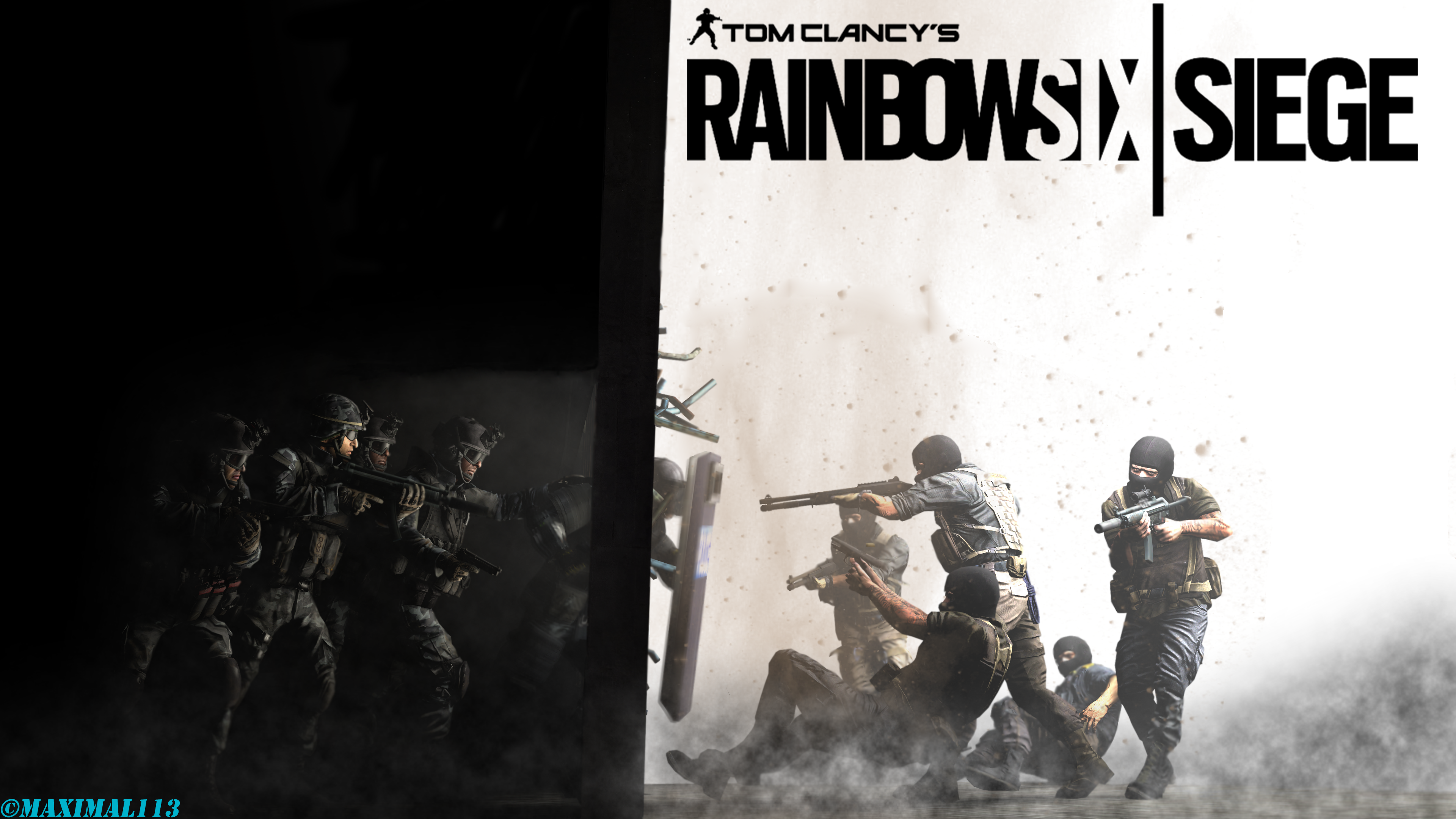 Rainbow 6 siege clipart png black and white Rainbow six siege clipart - ClipartFest png black and white