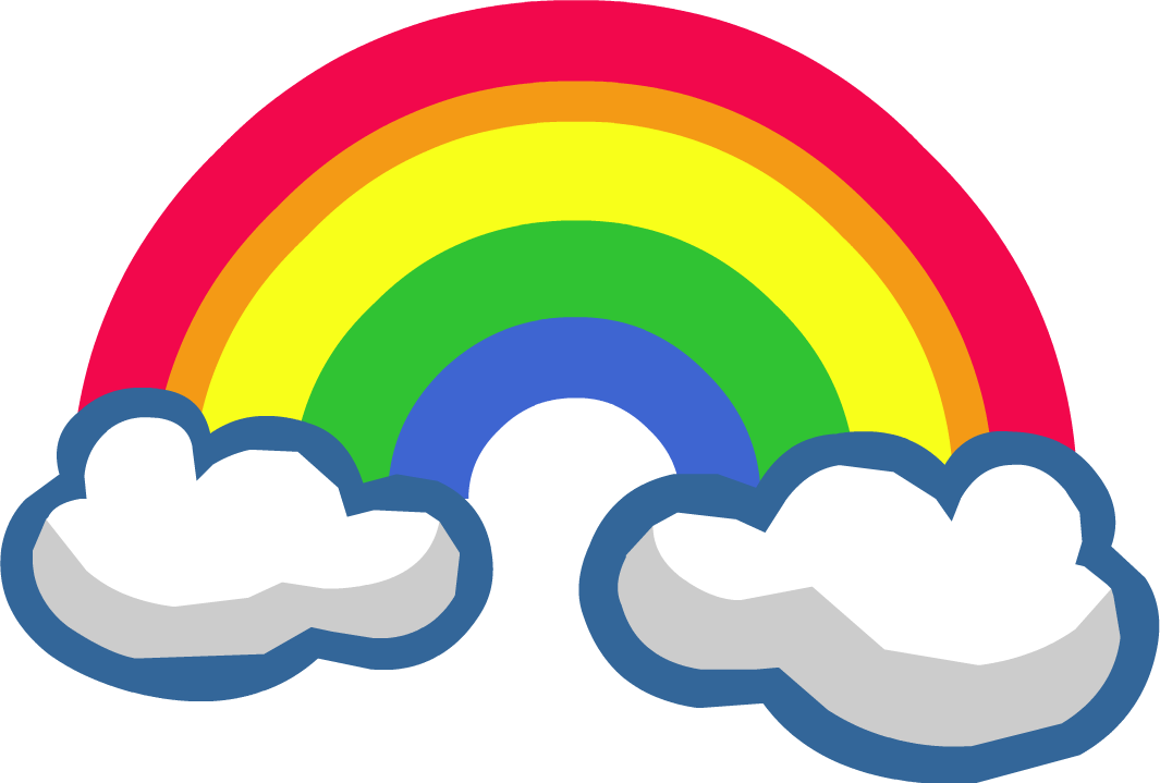 Rainbow and sun clipart graphic transparent download Rainbow PNG images free download graphic transparent download