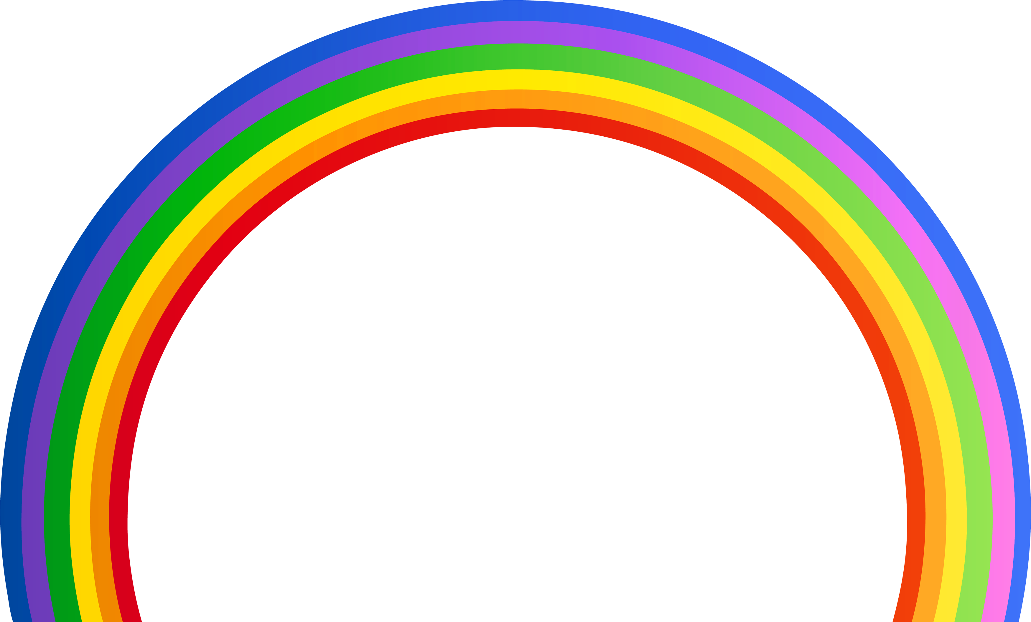 Rainbow and sun clipart large svg library download Rainbow Five | Isolated Stock Photo by noBACKS.com svg library download