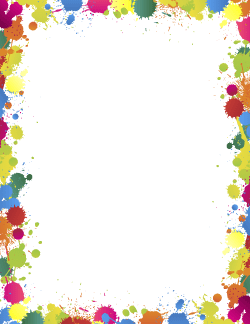 Rainbow border clipart png black and white library Free Rainbow Border Cliparts, Download Free Clip Art, Free ... png black and white library