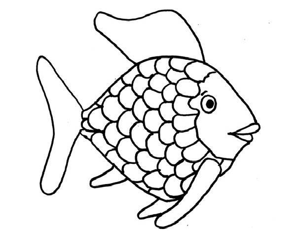 Rainbow color sheet clipart png free rainbow black white coloring page rainbow fish coloring book pages ... png free