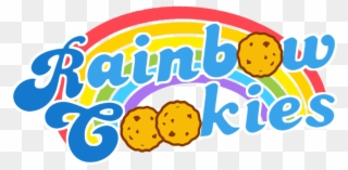 Rainbow cookie clipart png royalty free download Mq Rainbow Rainbows Clouds Cookie Cloud Words - Rainbow ... png royalty free download