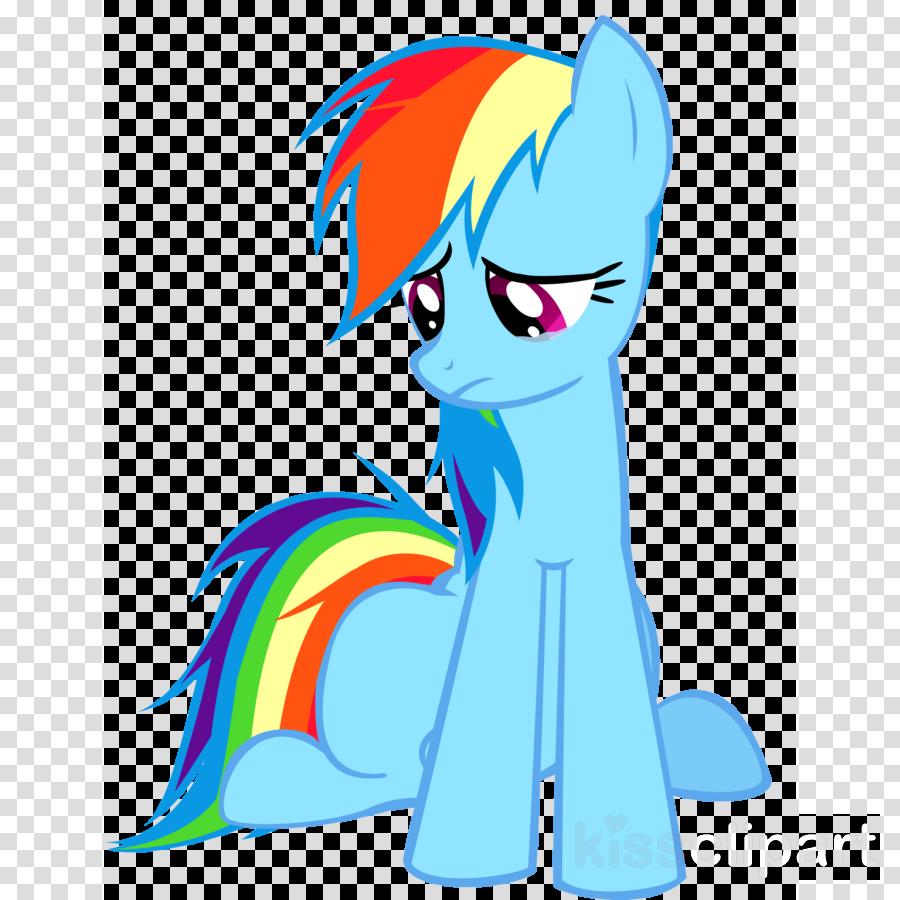Download mlp rainbow dash sad clipart Rainbow Dash Pinkie ... black and white library