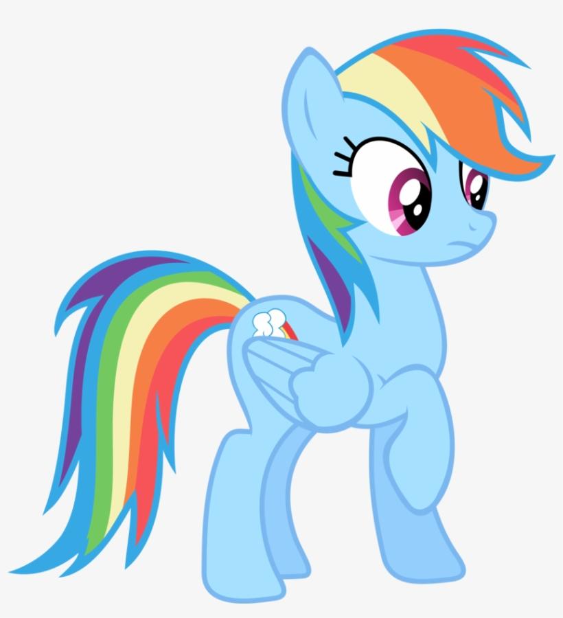 Unicorn Clipart Sad - Unicorn Rainbow Dash - Free ... clip black and white download
