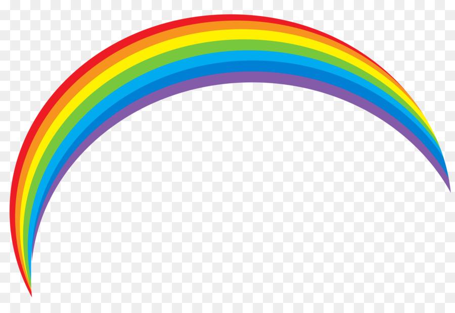 Rainbow line clipart clip art library Rainbow Line clipart - Rainbow, Sky, Circle, transparent ... clip art library