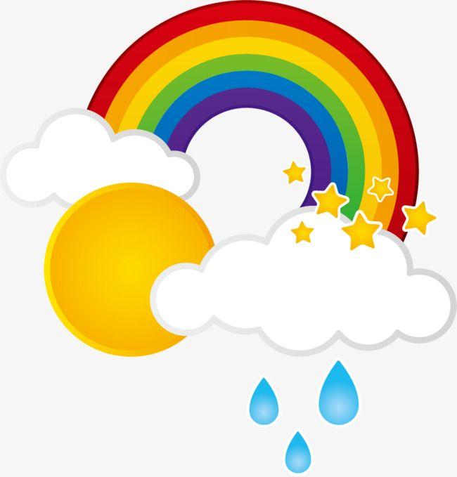 Rainbow rain clouds and umbrella free clipart freeuse stock Rain Clouds Rainbow Sun, Sun Clipart, Rain Clipart, Sun PNG ... freeuse stock