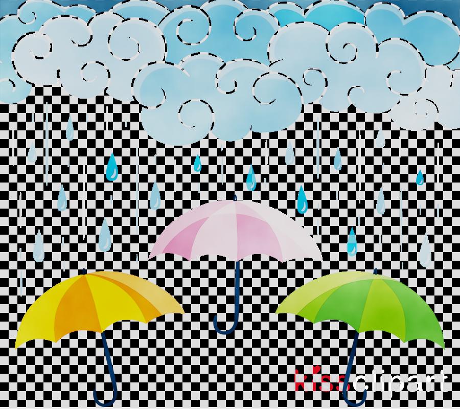 Rainbow rain clouds and umbrella free clipart graphic transparent stock Rain Cloud Clipart clipart - Umbrella, Rain, Rainbow ... graphic transparent stock