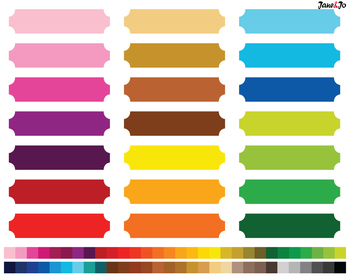 Rainbow ribbon clipart graphic library stock Banner Clip art Rainbow Ribbon Clipart Borders Clipart Label frame Clipart  Tag graphic library stock