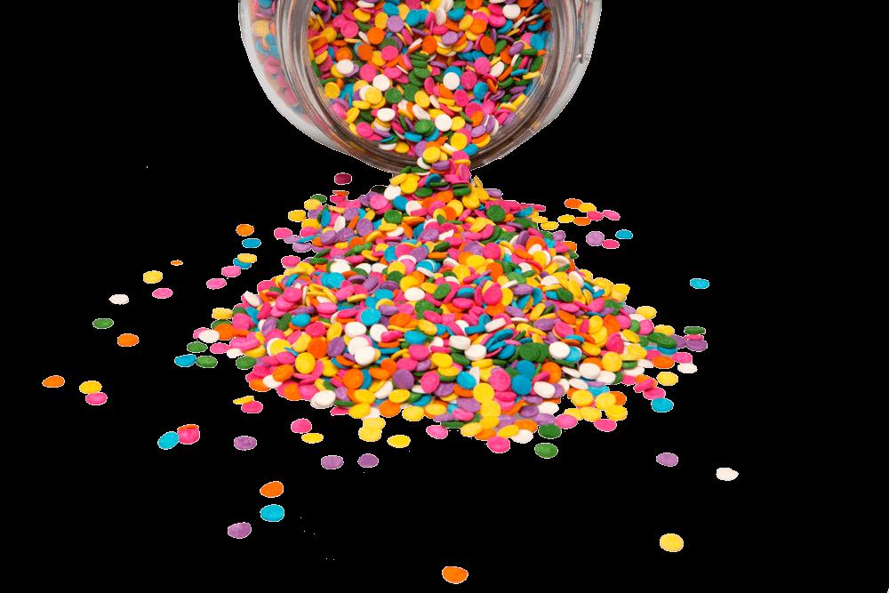 Sprinkles clipart rainbow sprinkles, Sprinkles rainbow ... jpg library stock
