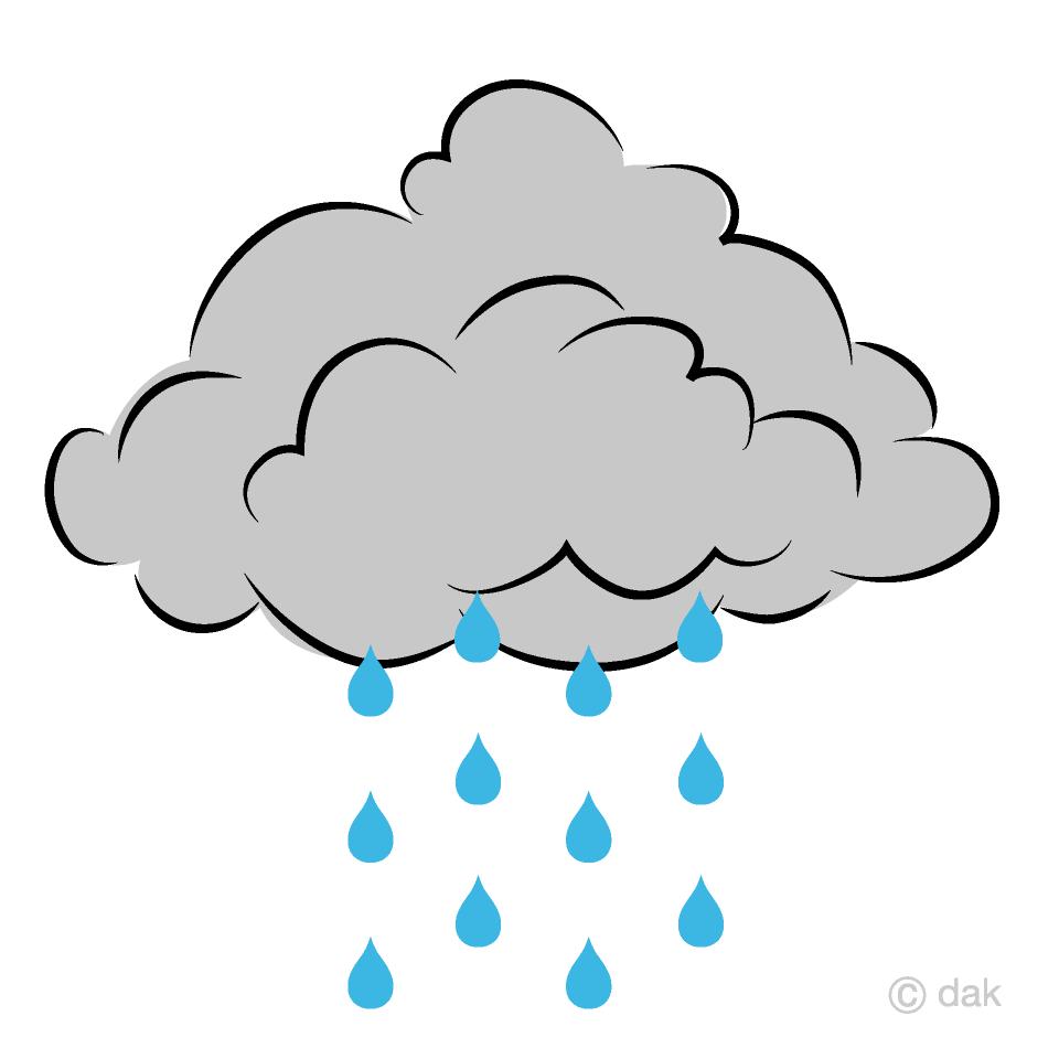 Raincloud clipart png royalty free stock Rain Cloud Clipart Free Picture|Illustoon png royalty free stock