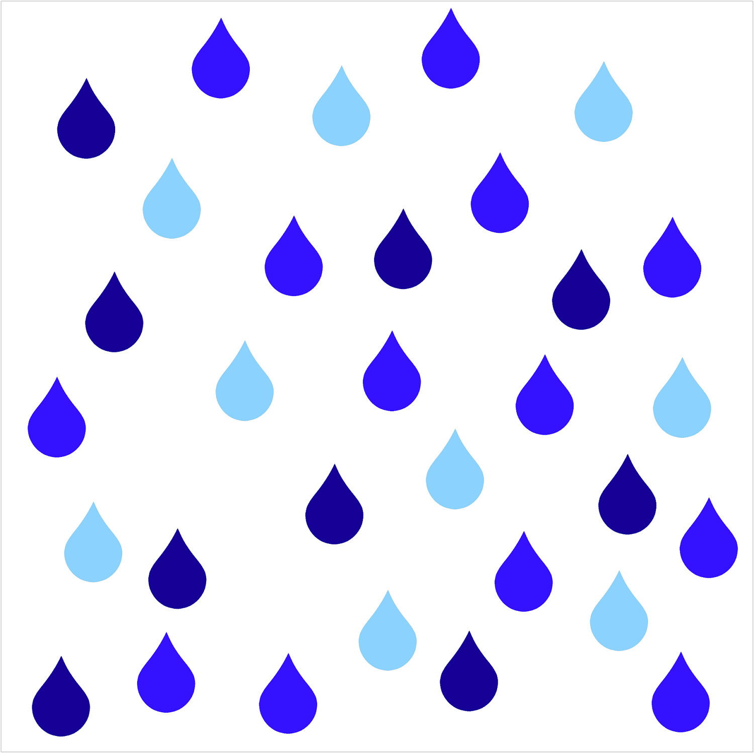 Raindrops pictures clipart vector freeuse stock Raindrops - Free Clipart vector freeuse stock