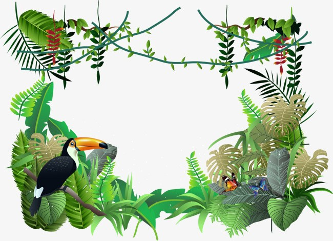 Amazon rainforest clipart 6 » Clipart Portal clip art royalty free
