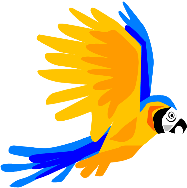 Rainforest sun clipart vector free Rainforest Birds Clipart at GetDrawings.com   Free for personal use ... vector free