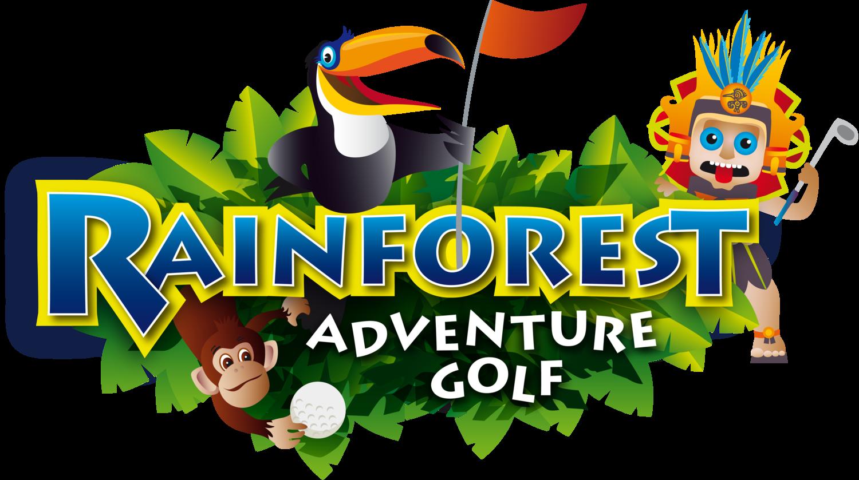 Rainforest sun clipart vector royalty free stock Rainforest Adventure Golf vector royalty free stock