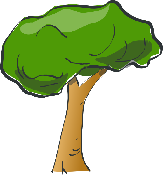 Rainforest tree clipart graphic freeuse library Rainforest Trees Clipart | Clipart Panda - Free Clipart Images graphic freeuse library