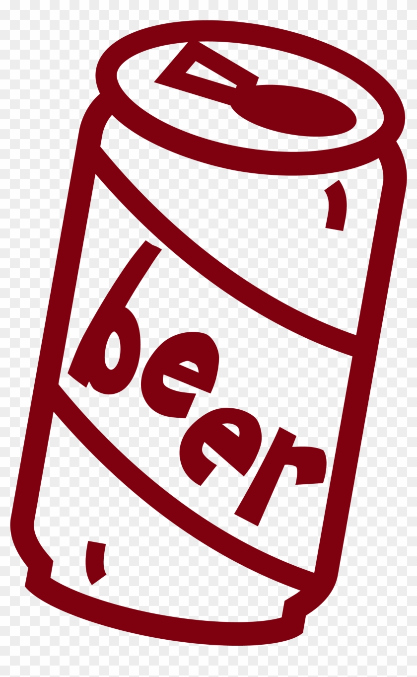 Cartoon Beer Can F4000 06 - Beer Can Clip Art - Free ... banner free stock