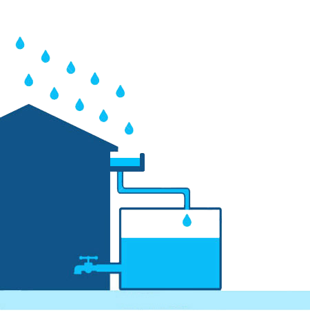 Rainwater harvesting clipart picture download Water Background clipart - Rain, Water, Blue, transparent ... picture download