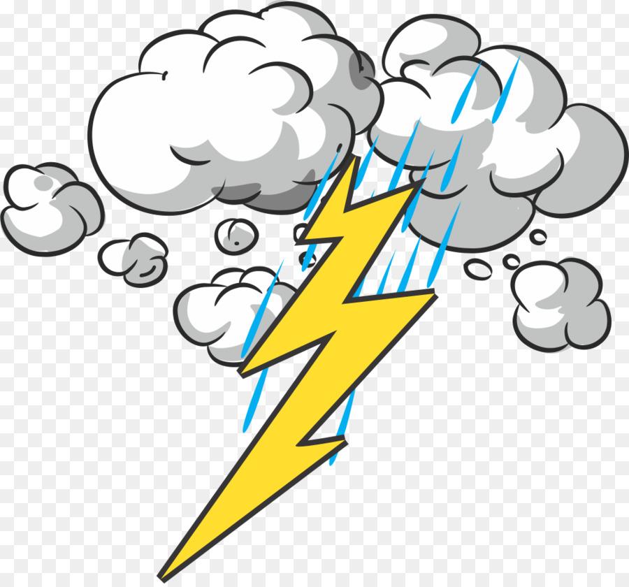 Rainy and thunder clipart royalty free download Rain Cloud Clipart clipart - Thunderstorm, Lightning, Cloud ... royalty free download