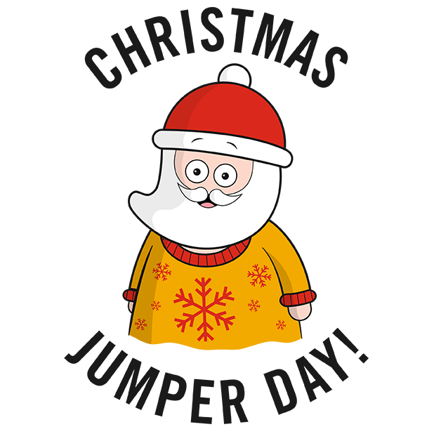 Raise money clipart png royalty free stock Christmas jumper day png royalty free stock
