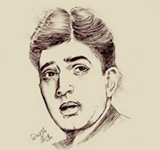 Rajesh khanna clipart free download Rajesh Khanna - Pencil sketch | PENCIL DRAWING | Sketches ... free download