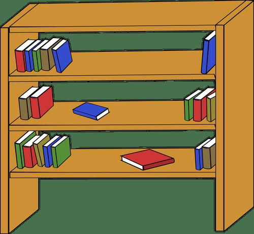 Rak buku clipart 4 » Clipart Portal graphic royalty free library