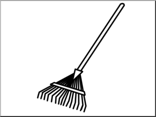 Rake clipart black and white png library stock Rake Clipart | Free download best Rake Clipart on ClipArtMag.com png library stock