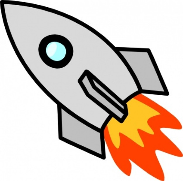 Rakete clipart 8 » Clipart Station png library library