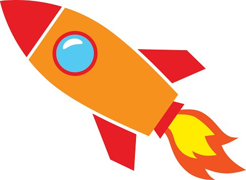 Clipart rakete 2 » Clipart Station freeuse download