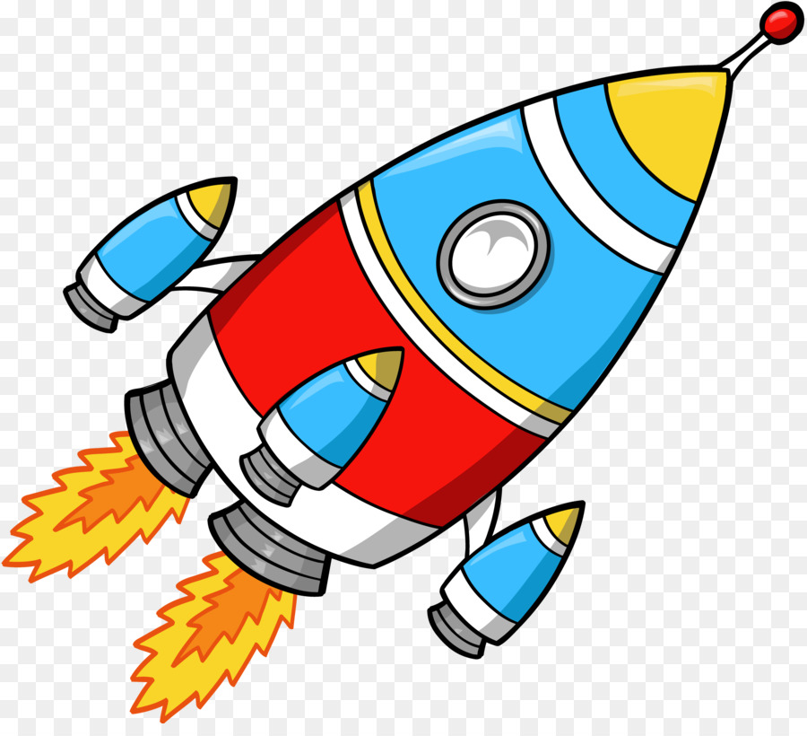 Rakete Raumschiff clipart - Raketen png herunterladen - 3840 ... vector library